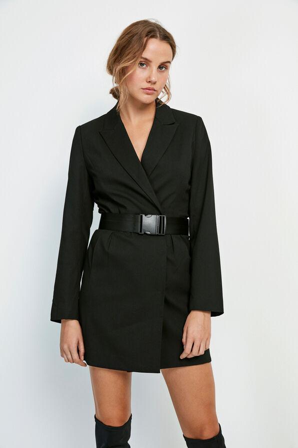 ENFROSTINE LS DRESS 6682, BLACK