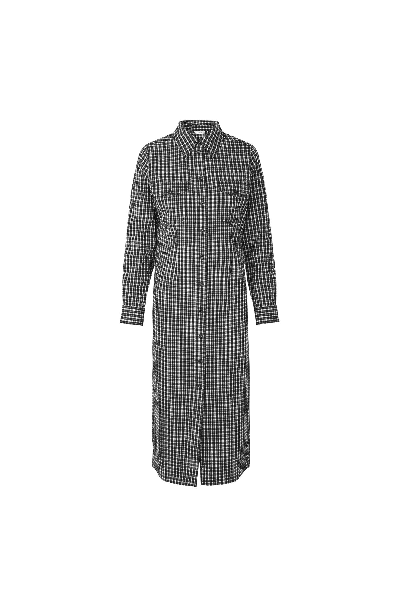 ENHAZEL LS DRESS 6661
