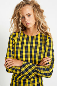ENTRAFFIC LS DRESS 6473