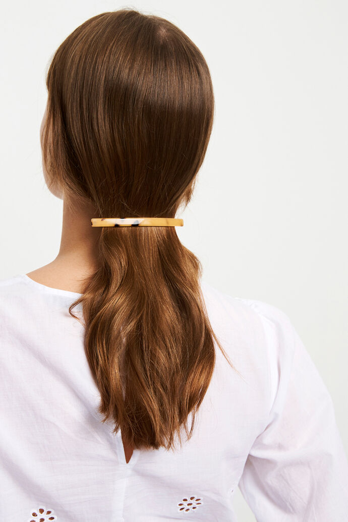 ENCHLOE HAIRCLIP, LIGHT LEO MOSAKI