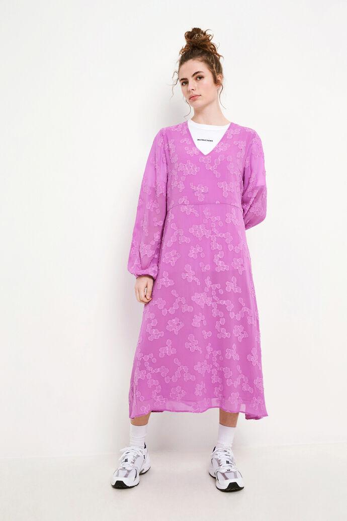 ENROSE LS LONG DRESS 6699, PURPLE COUPE