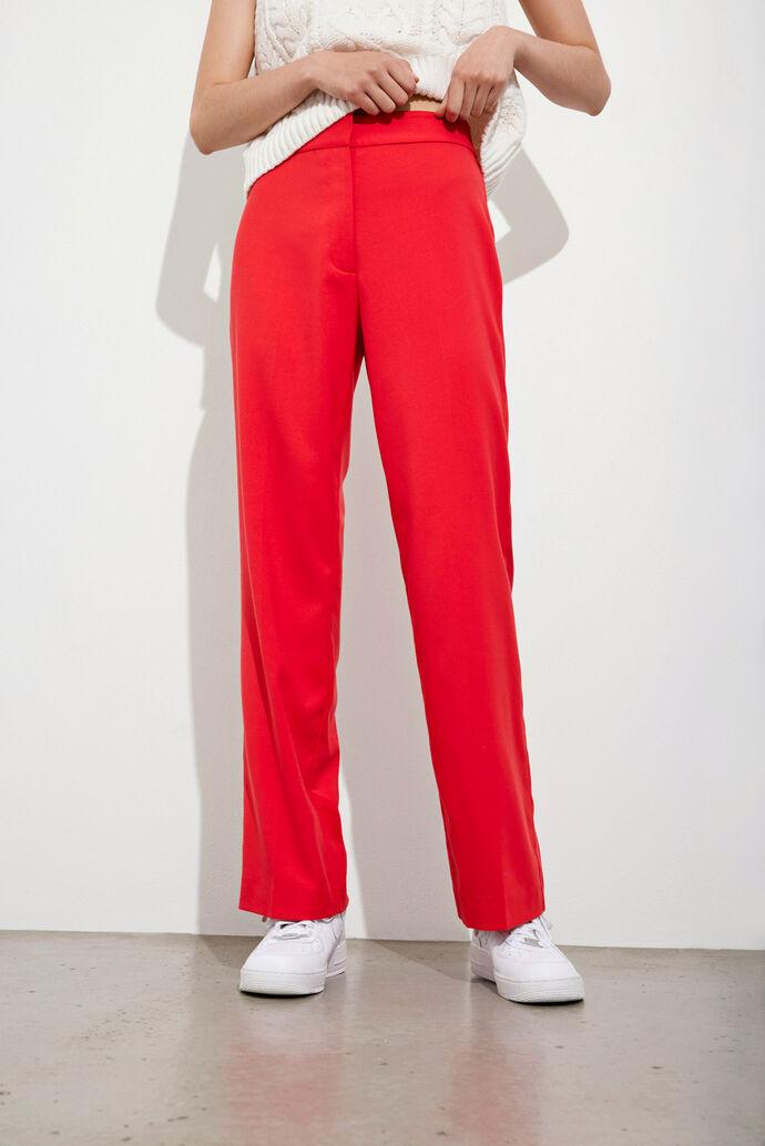 ENAUGUSTINE PANTS 6838, HIGH RISK RED