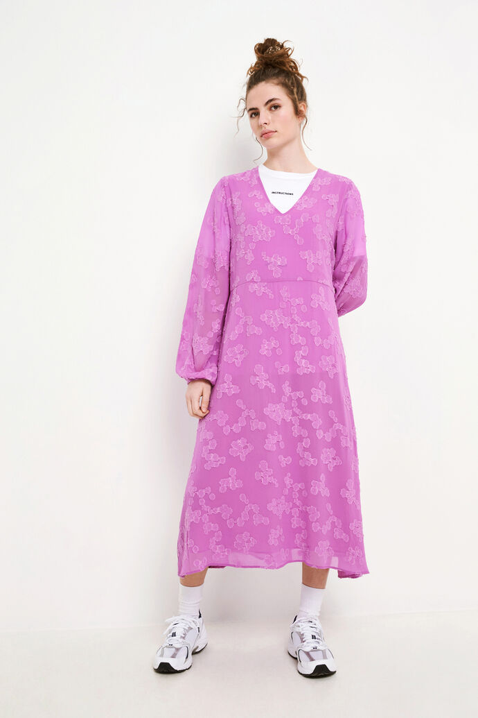 ENROSE LS LONG DRESS 6699