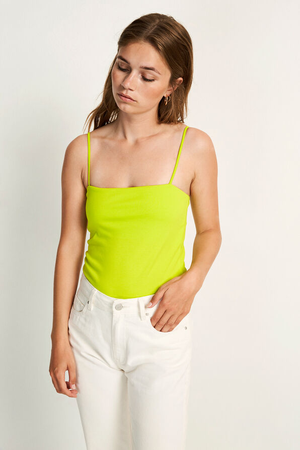 ENNAHLA SL TEE 5973, LIME PUNCH