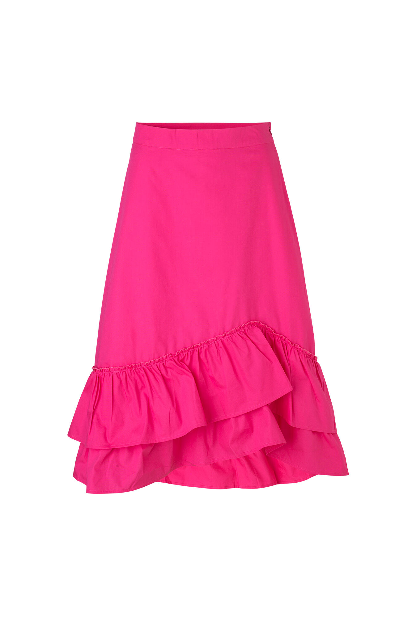 ENPARADISE SKIRT 6459, BEETROOT PURPLE