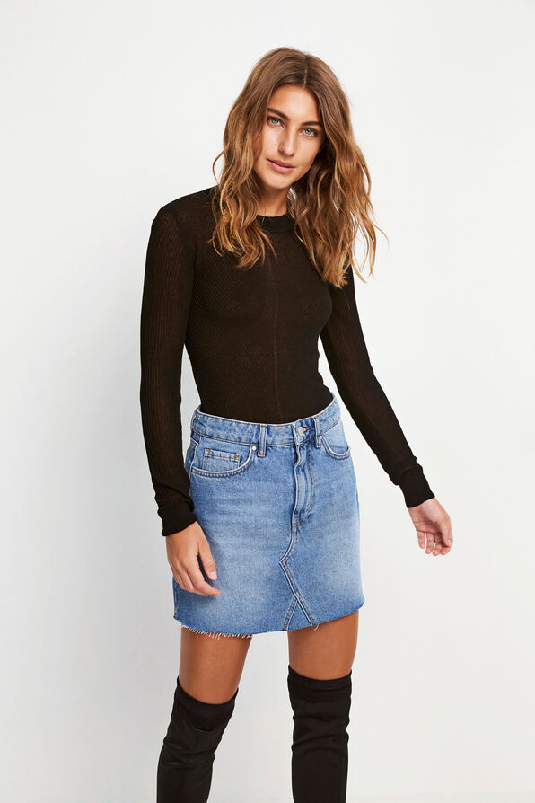 ENLAGUNA DENIM SKIRT 6602