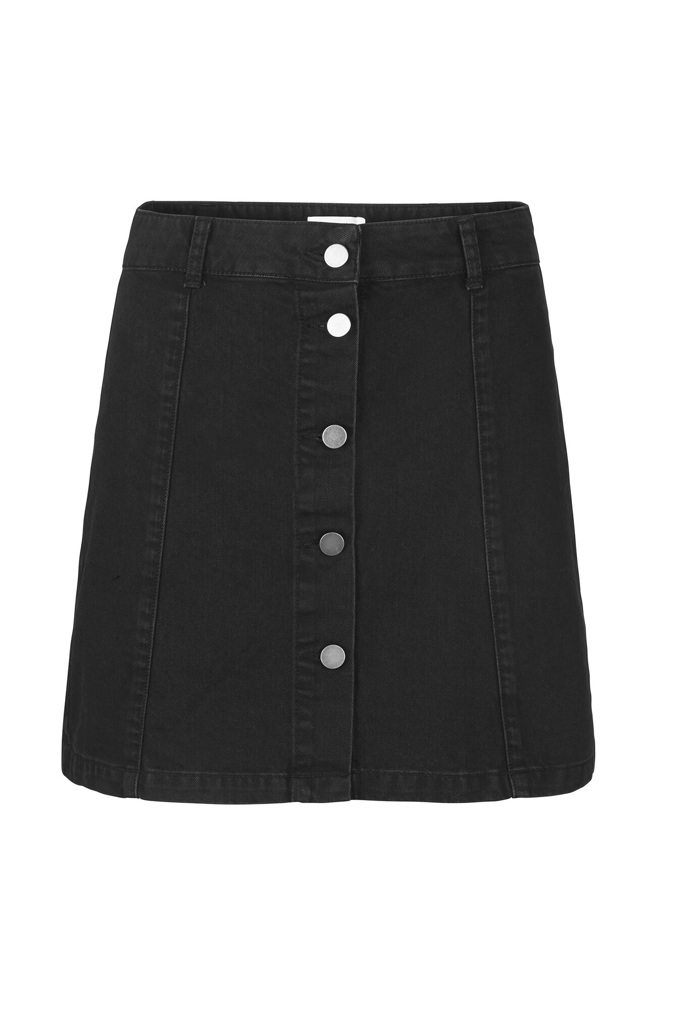 ENTIKVA SKIRT WORN BLACK 6356