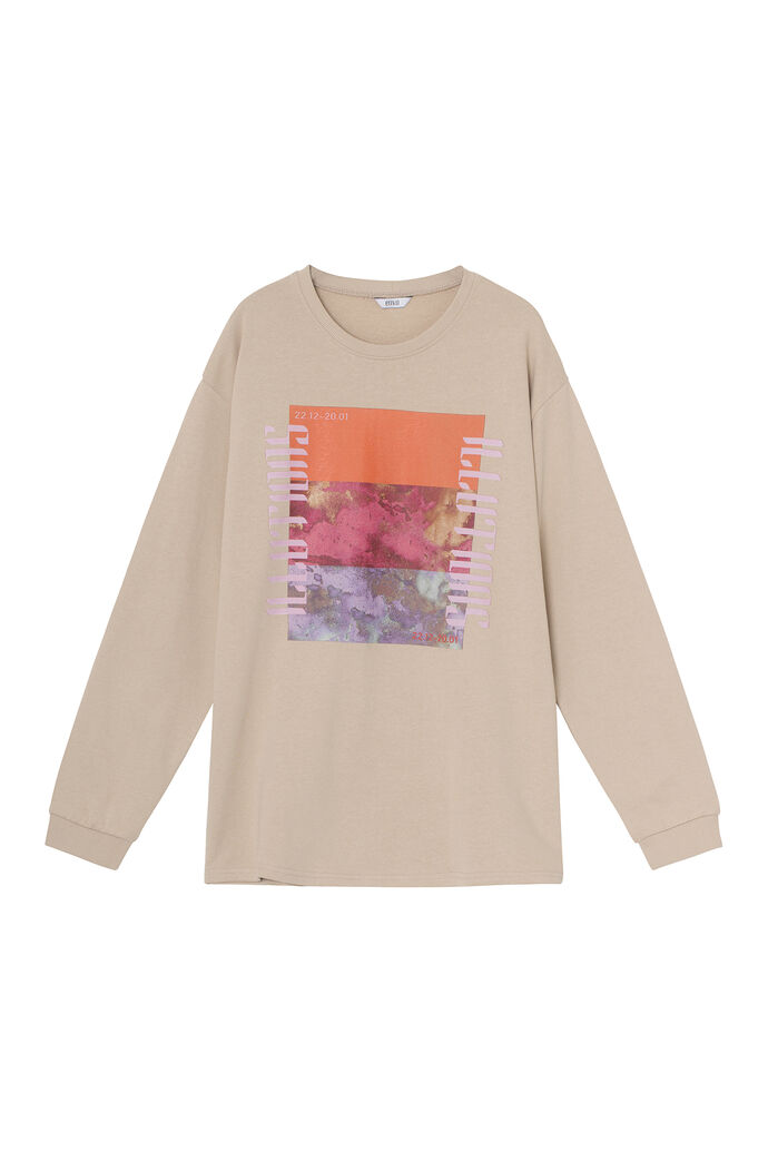 ENNIEBUHR LS TEE PRINT 5302, DOE ILLUTION