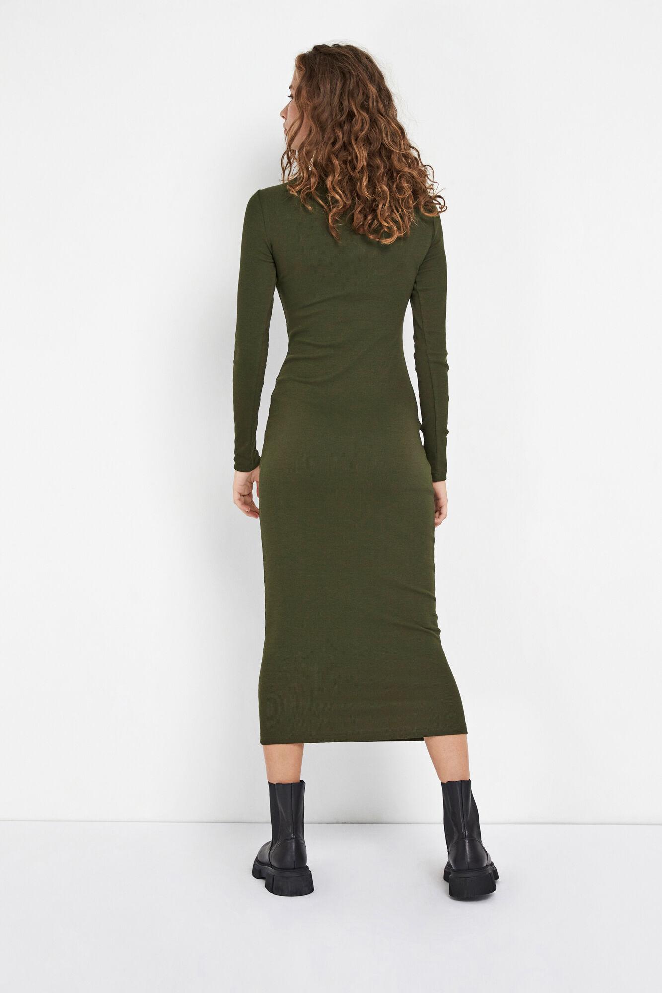 ENALLY LS DRESS 5314