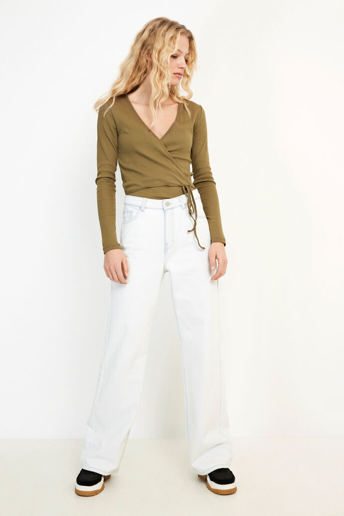 ENALLY LS V-N TEE 5314, CAPERS