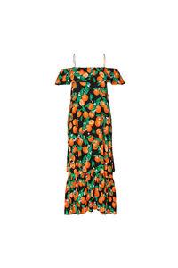 ENHARISSA SL DRESS AOP 6531