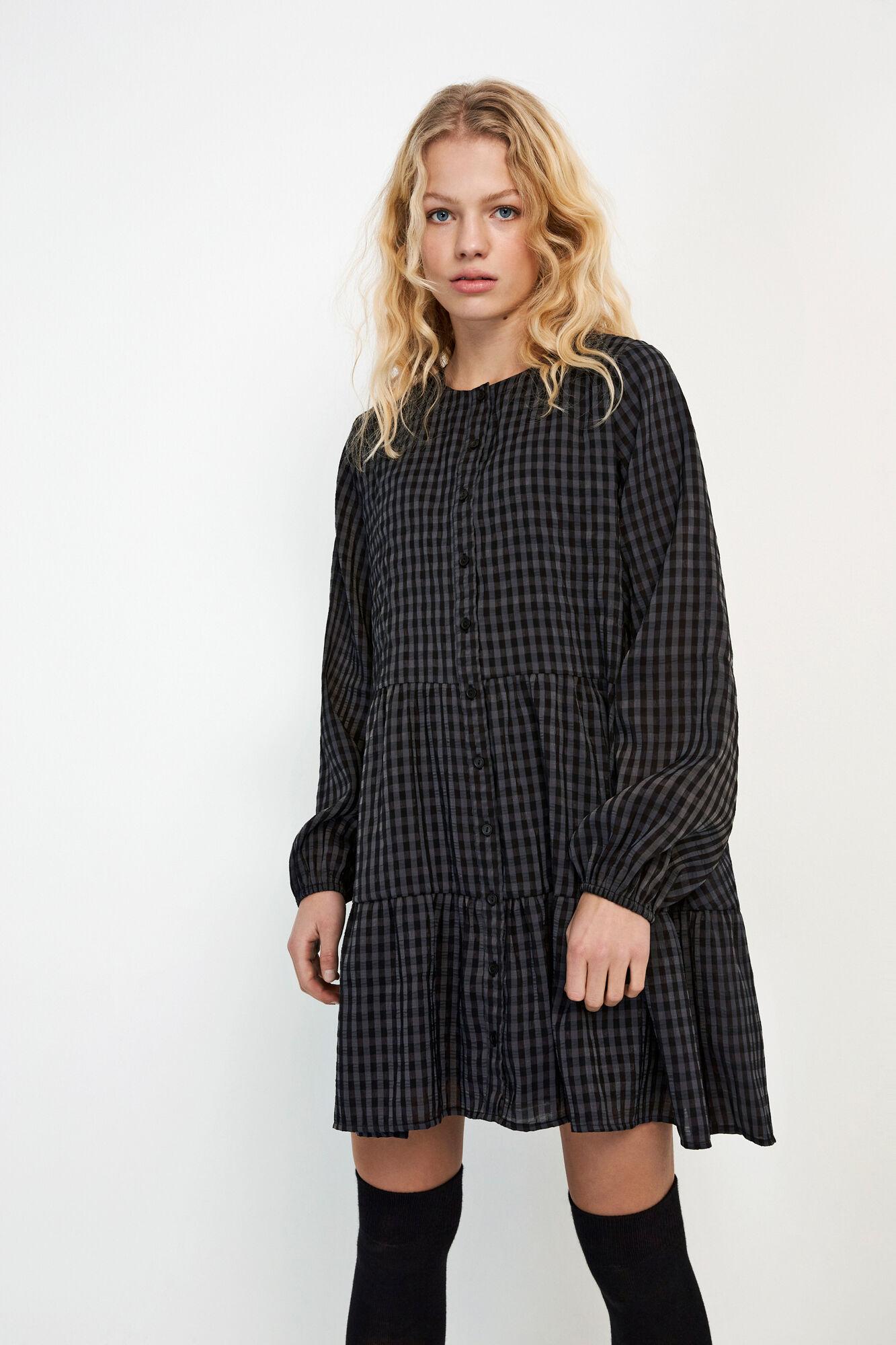 ENCULLINAN LS SHORT DRESS 6690
