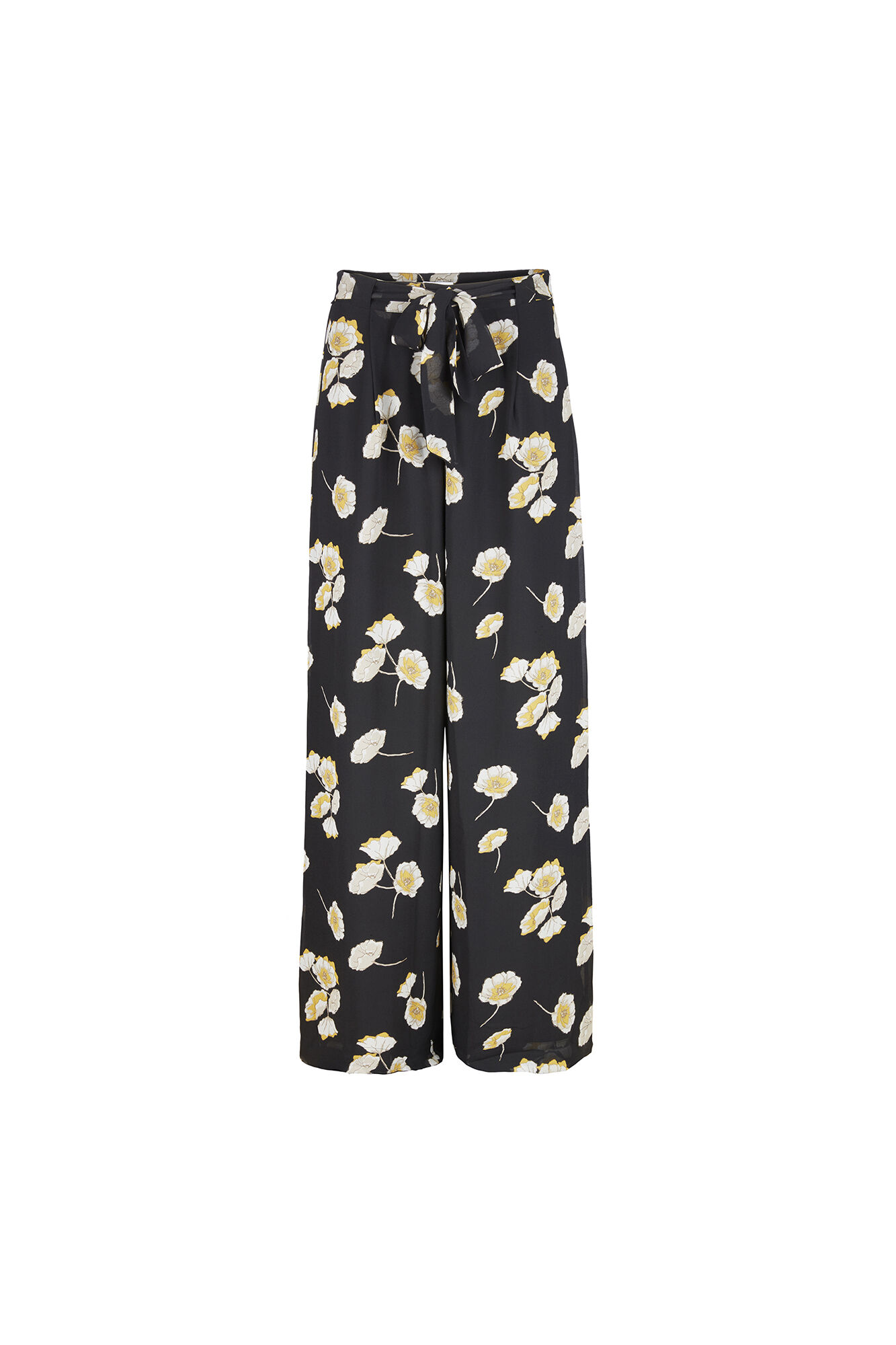 ELLE PANTS AOP 6395, POPPY FLOWER AOP