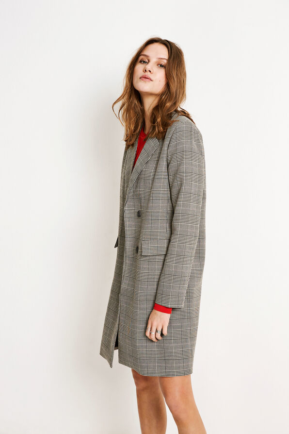 ENCHERRY JACKET 6505, SATORIAL CHECK