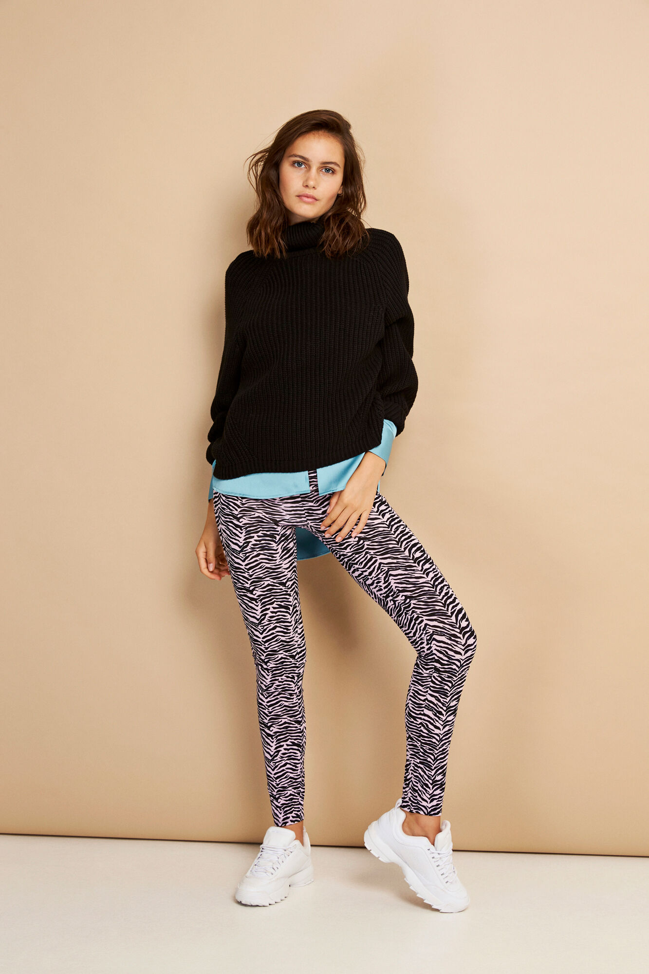 ENSTEAM LEGGINS AOP 5978