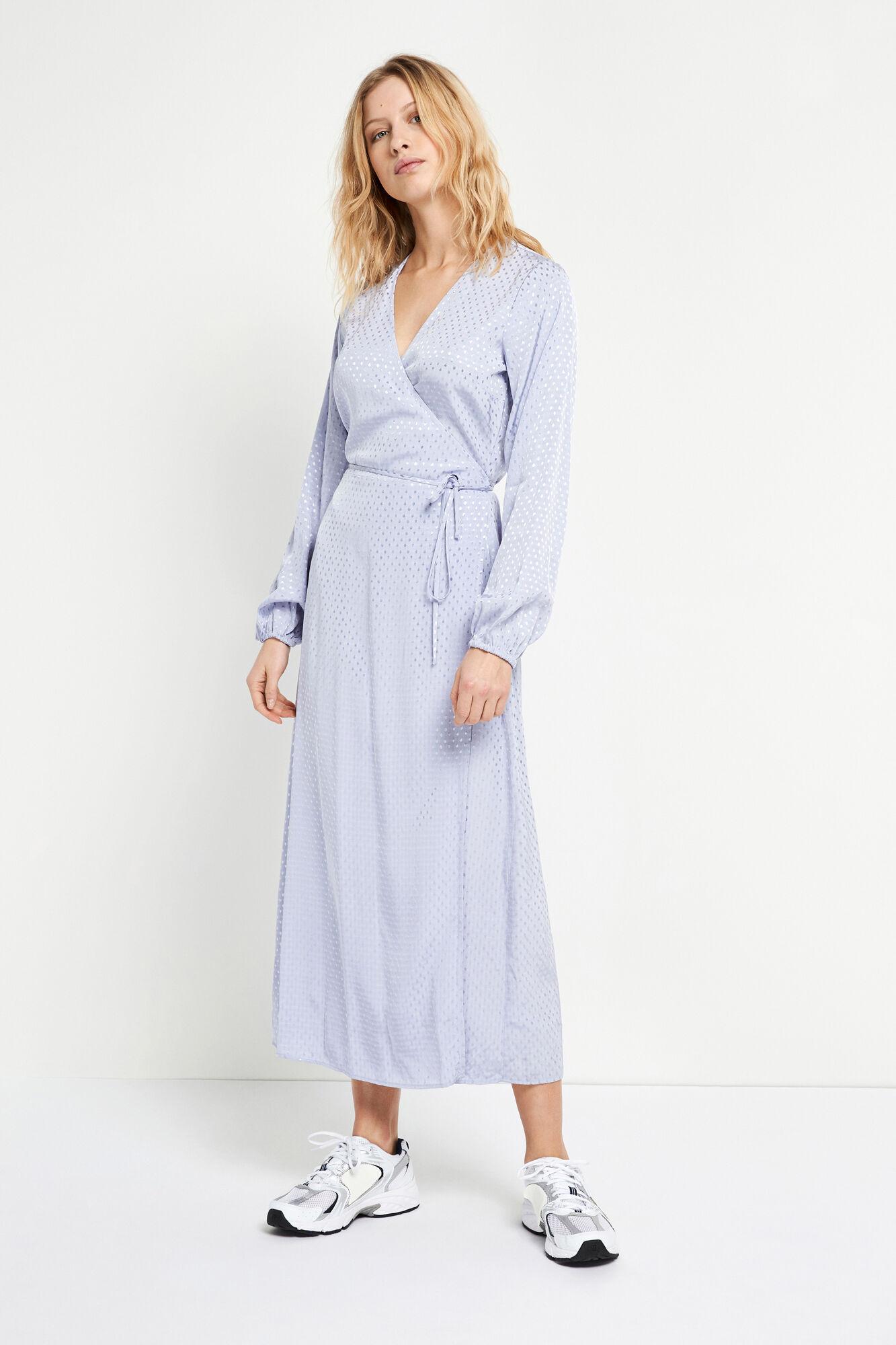 ENSANDRINE LS DRESS 6639