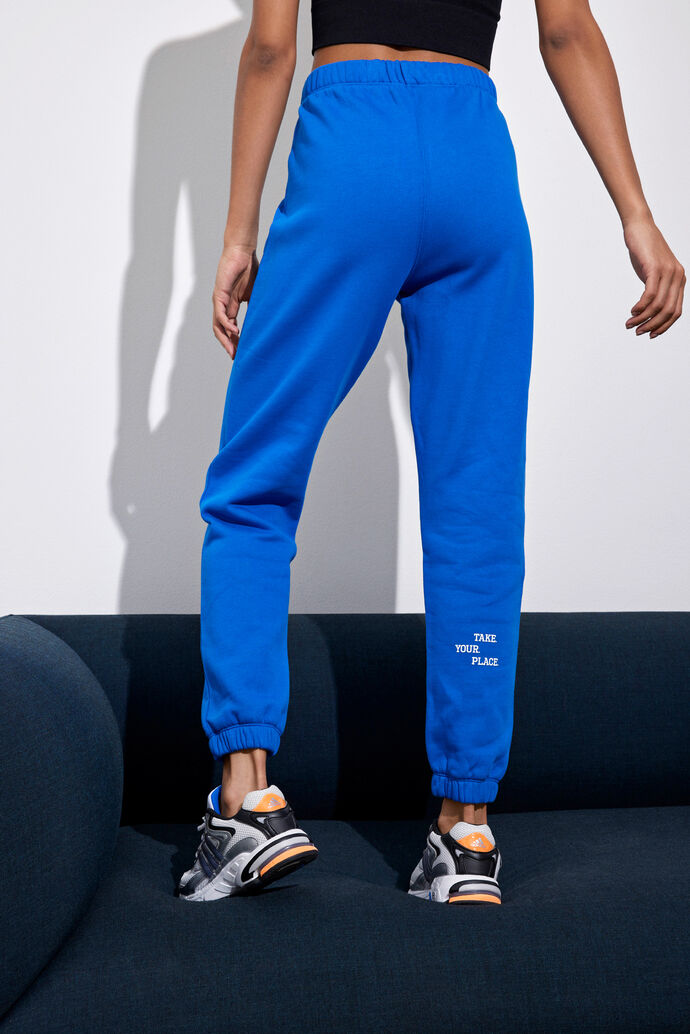 ENMONROE PANTS LOGO 5304, BLUE PLACE