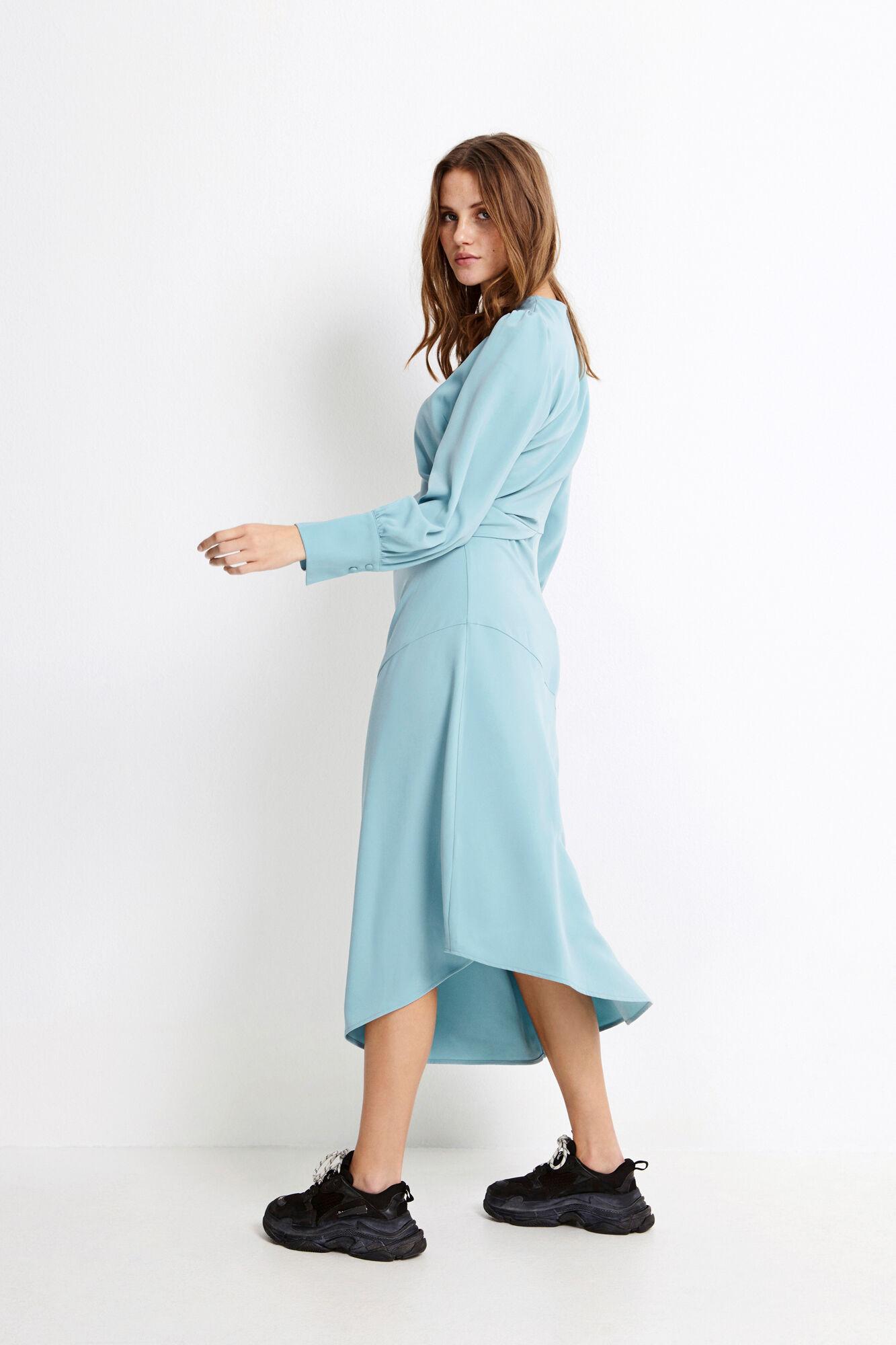 ENMATISSE LS DRESS 6585