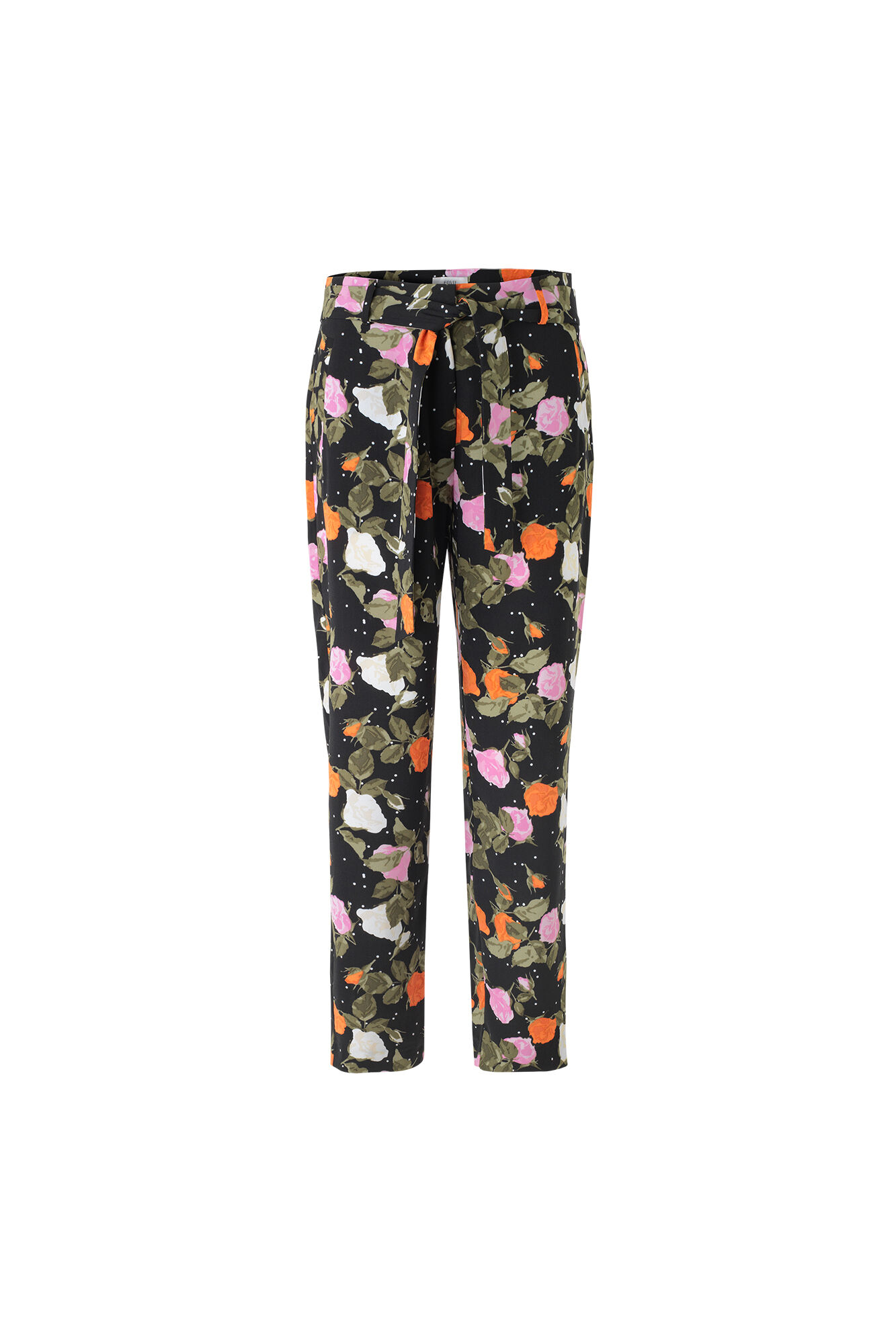 ENAPOLLO PANTS AOP 6497, ROSE DOT AOP