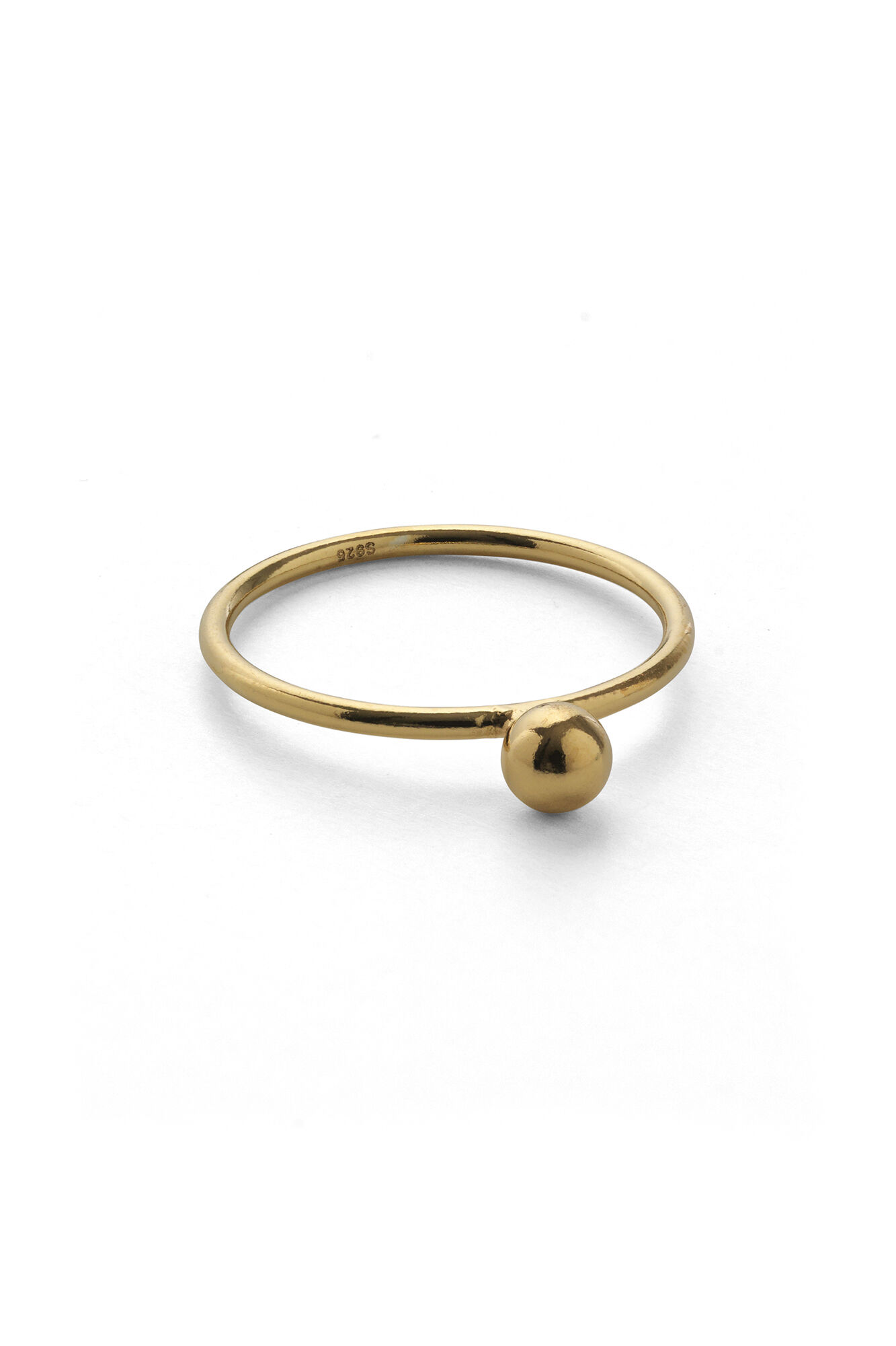 WHOOPIE RING, GOLD