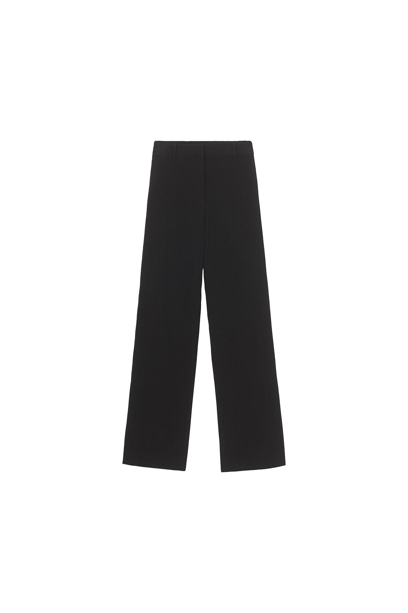 ENKAFIR PANTS 6746, BLACK