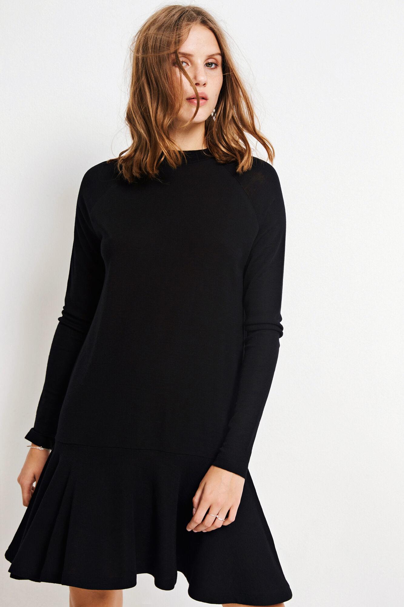 ENVILLY PEPLUM DRESS 5866