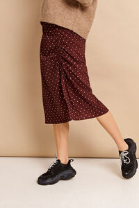 ENTRAFFIC SKIRT AOP 6444