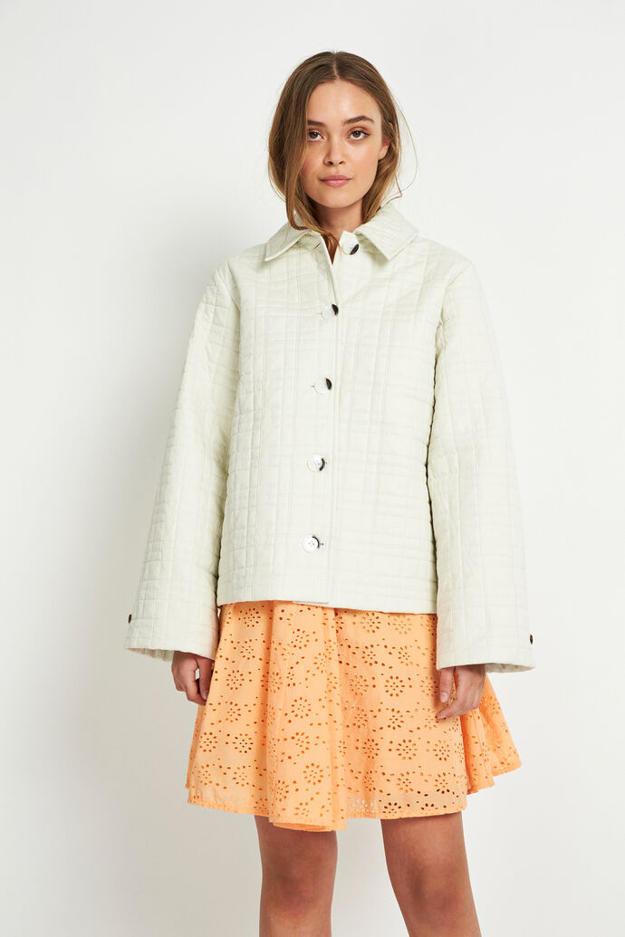 ENCORNELIA JACKET 6727, SILVER BIRCH