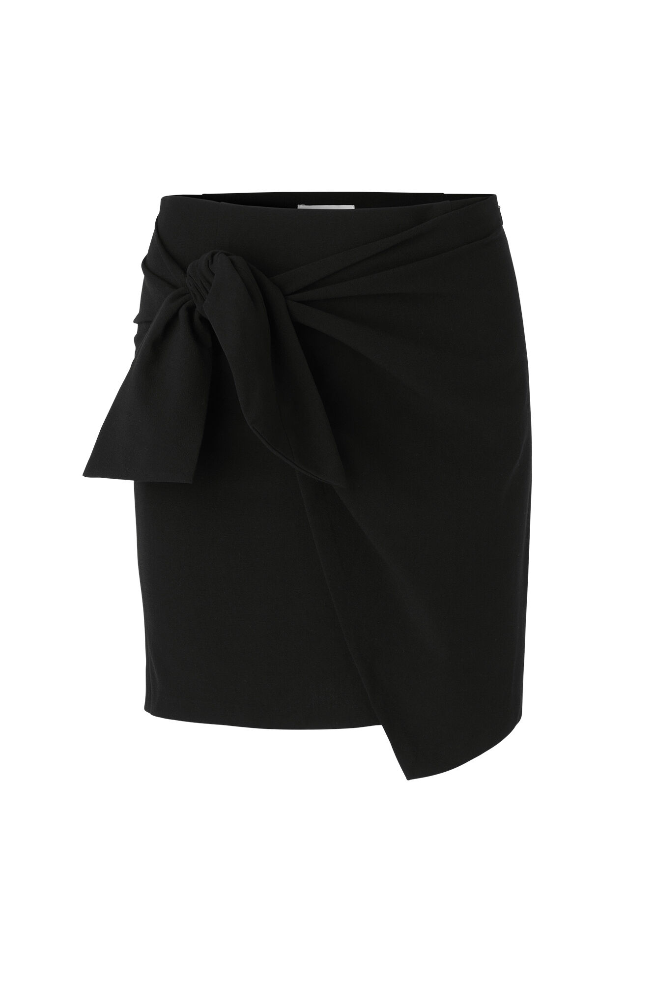 ENAMBER SKIRT 6390, BLACK