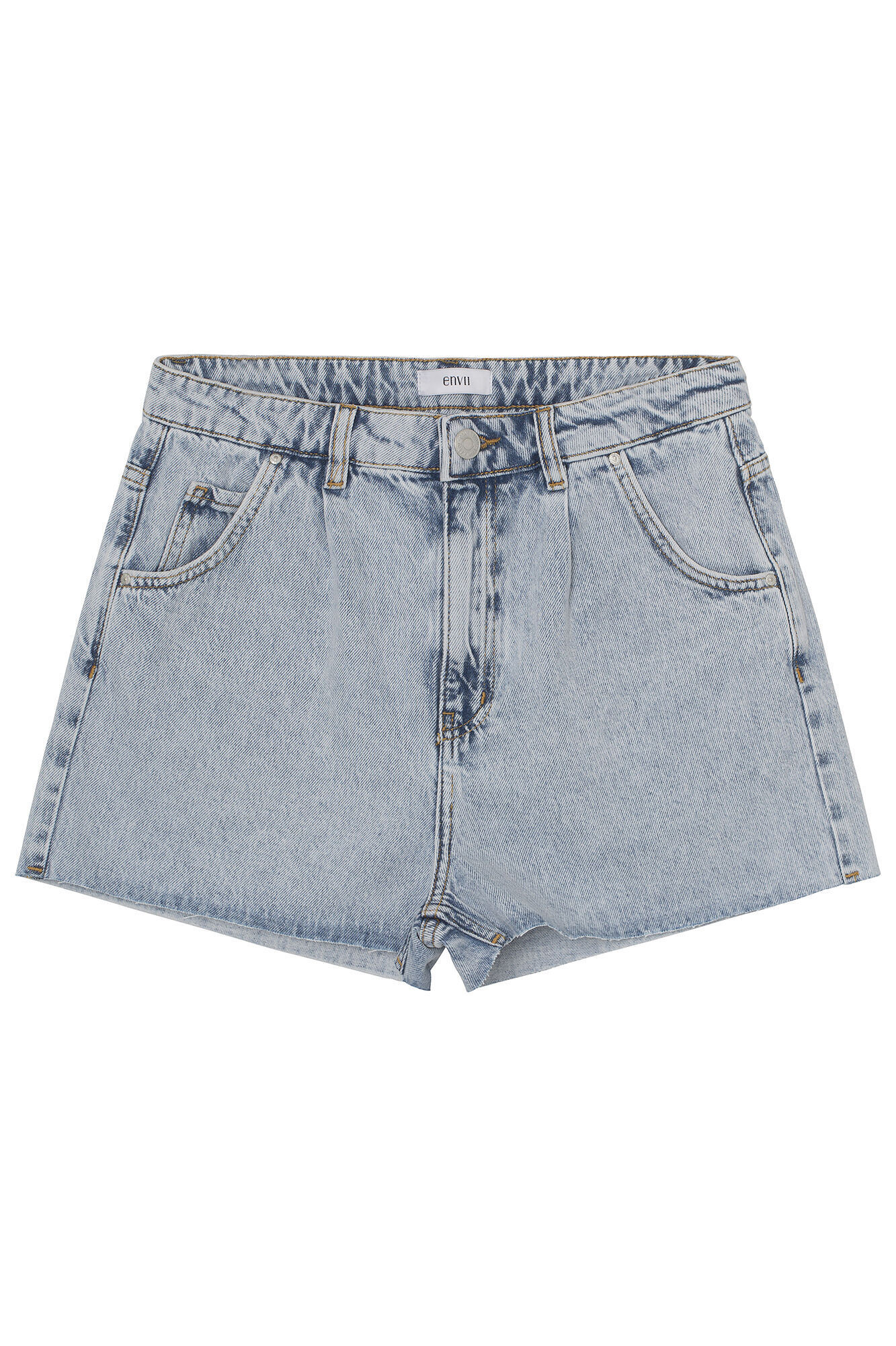 ENBRITTA SHORTS 6742, VINTAGE LIGHT BLUE