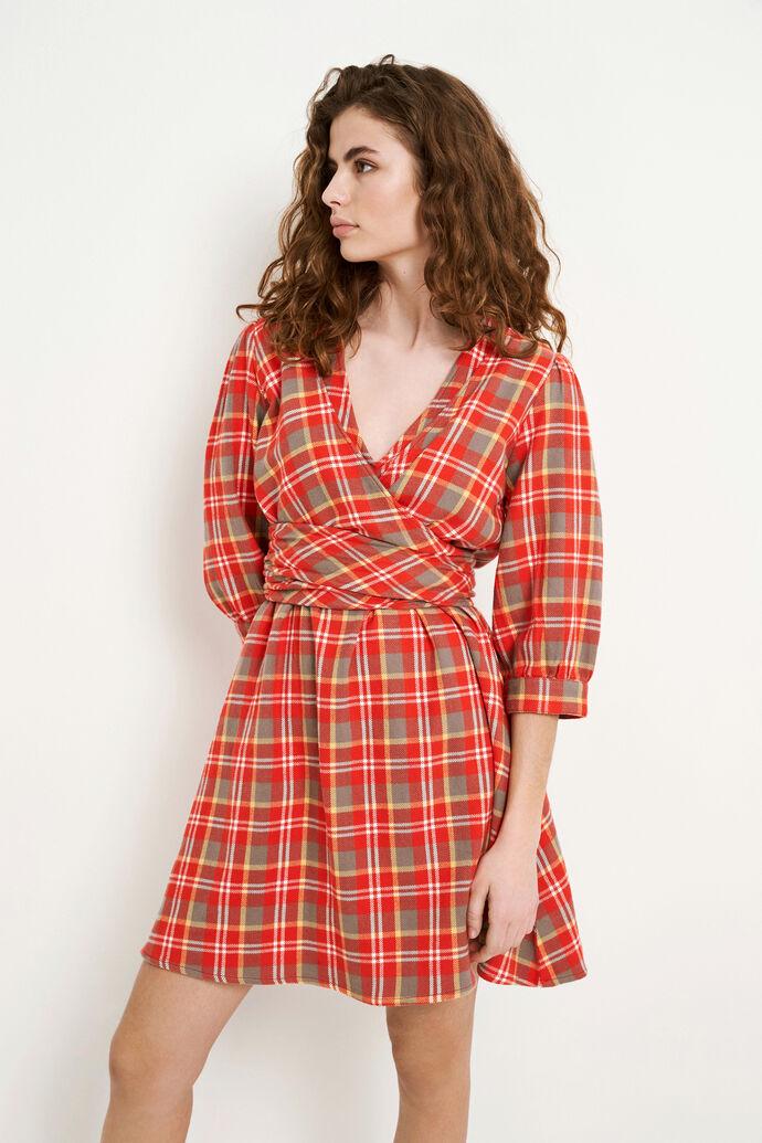 ENABSTRACT 3/4 DRESS 6710
