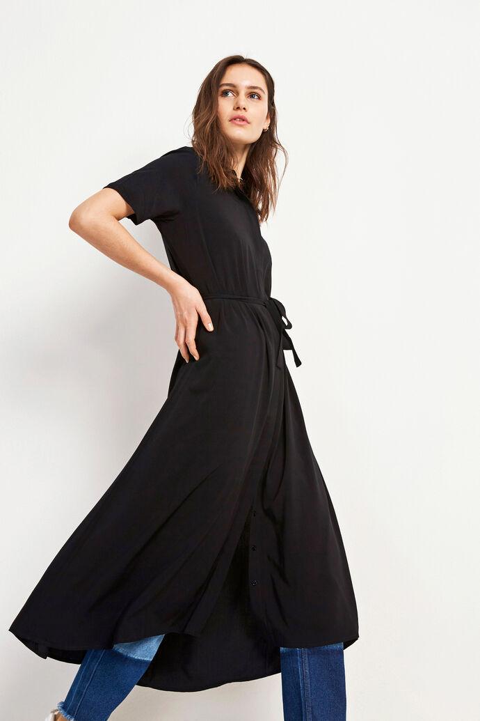 ENTRIBE SS DRESS 6694, BLACK