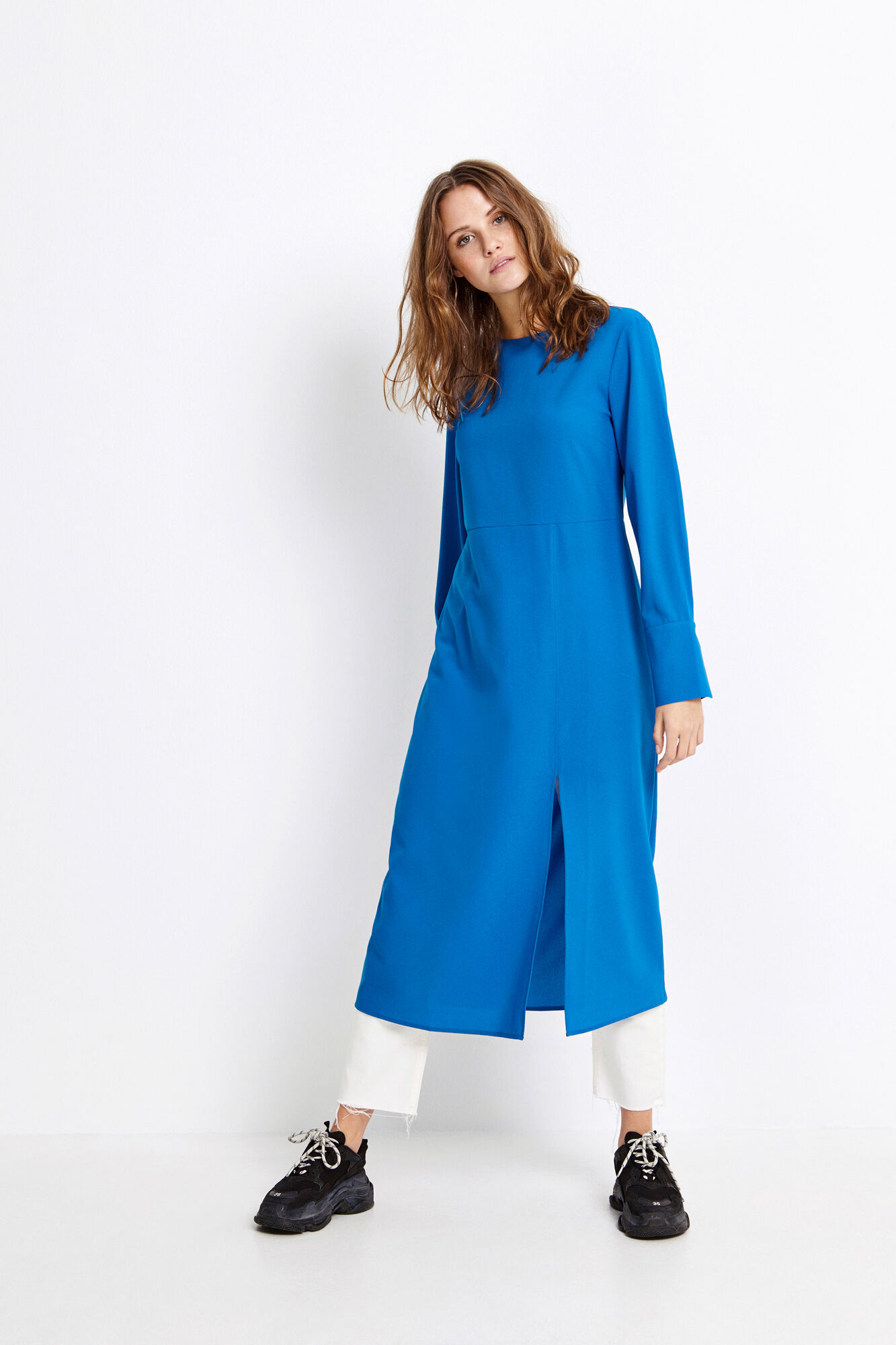 ENSERRA LS O-N DRESS 6444