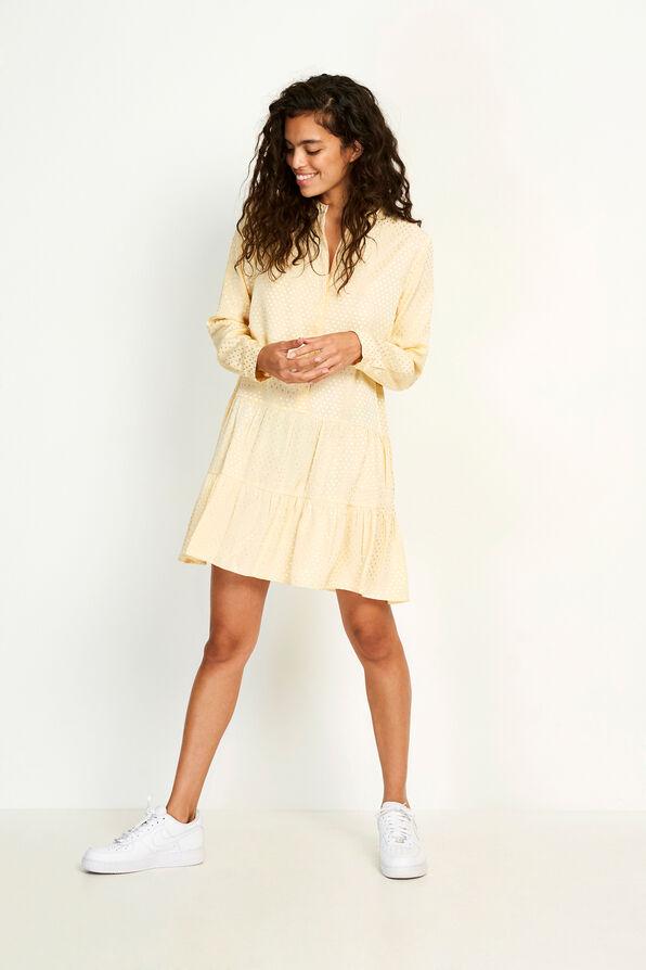 ENMAGIC LS SHORT DRESS 6639