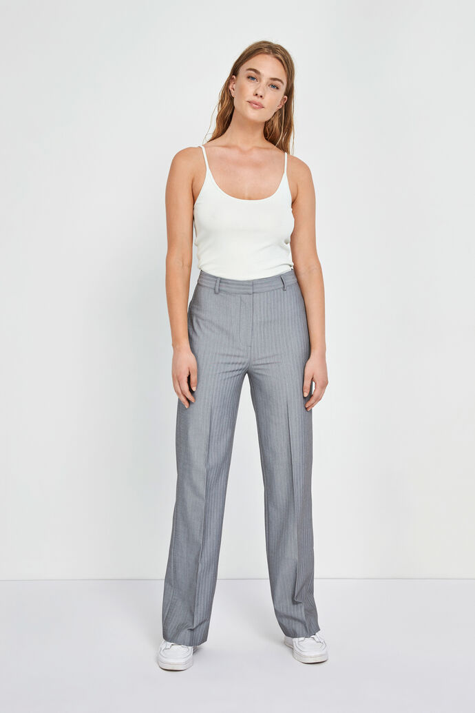 ENSMITH PANTS 6726, HIGHRISE
