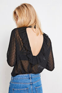 ENVADIA LS TOP 6489, BLACK