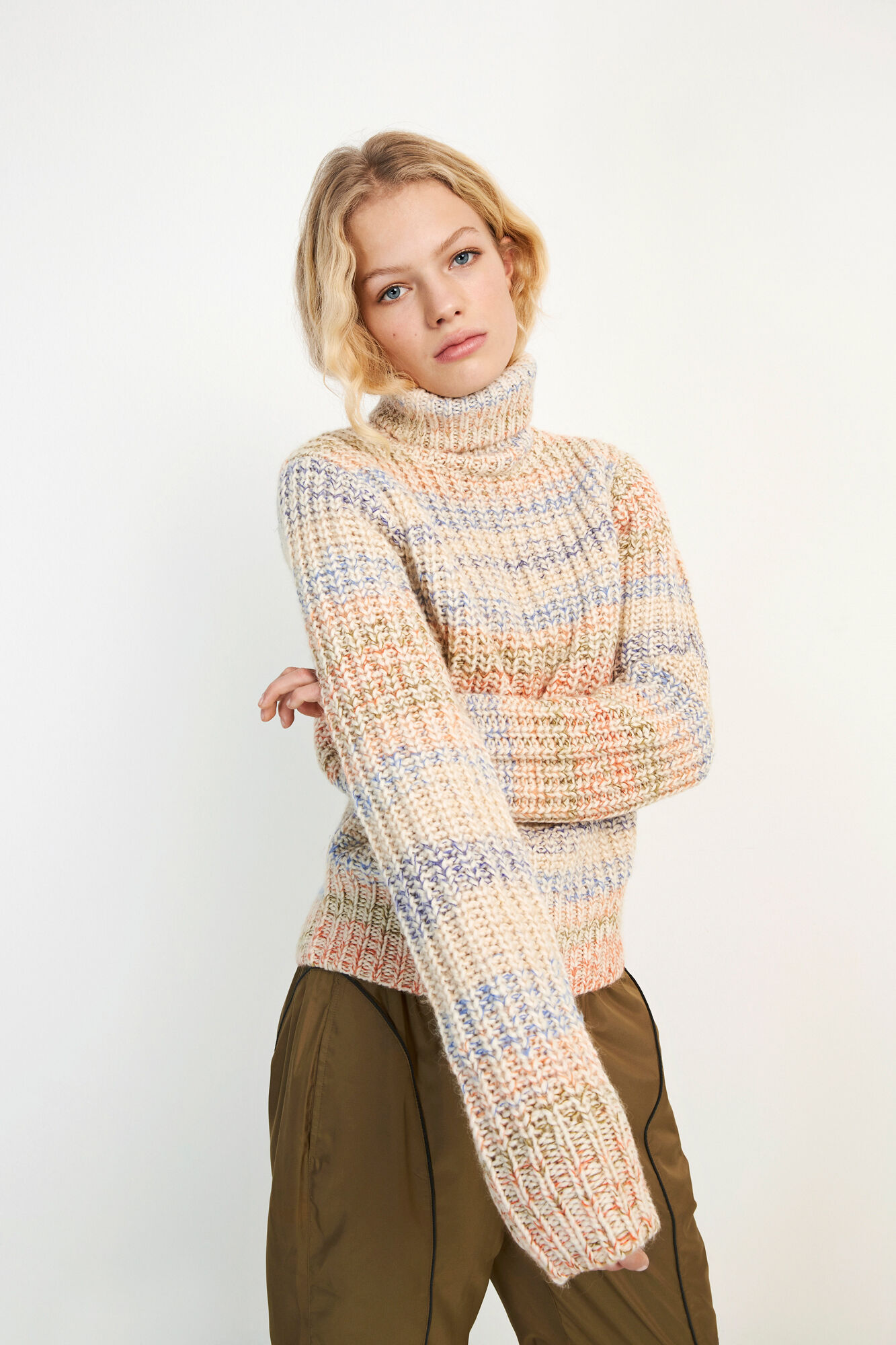 ENBRUSH LS KNIT 5224