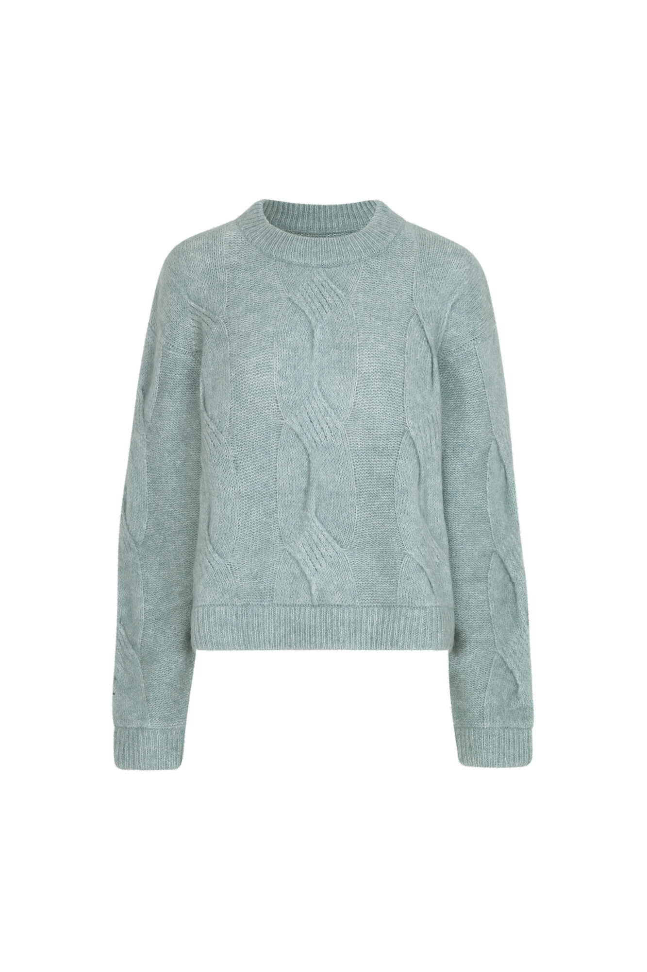 ENUTRILLO LS CABLE KNIT 5201