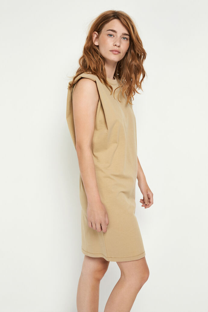 ENVIMLE SL DRESS 5333, TRAVERTINE