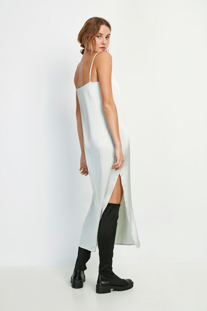 ENBIANCA SL DRESS 6613, CHAMPAGNE SHINE