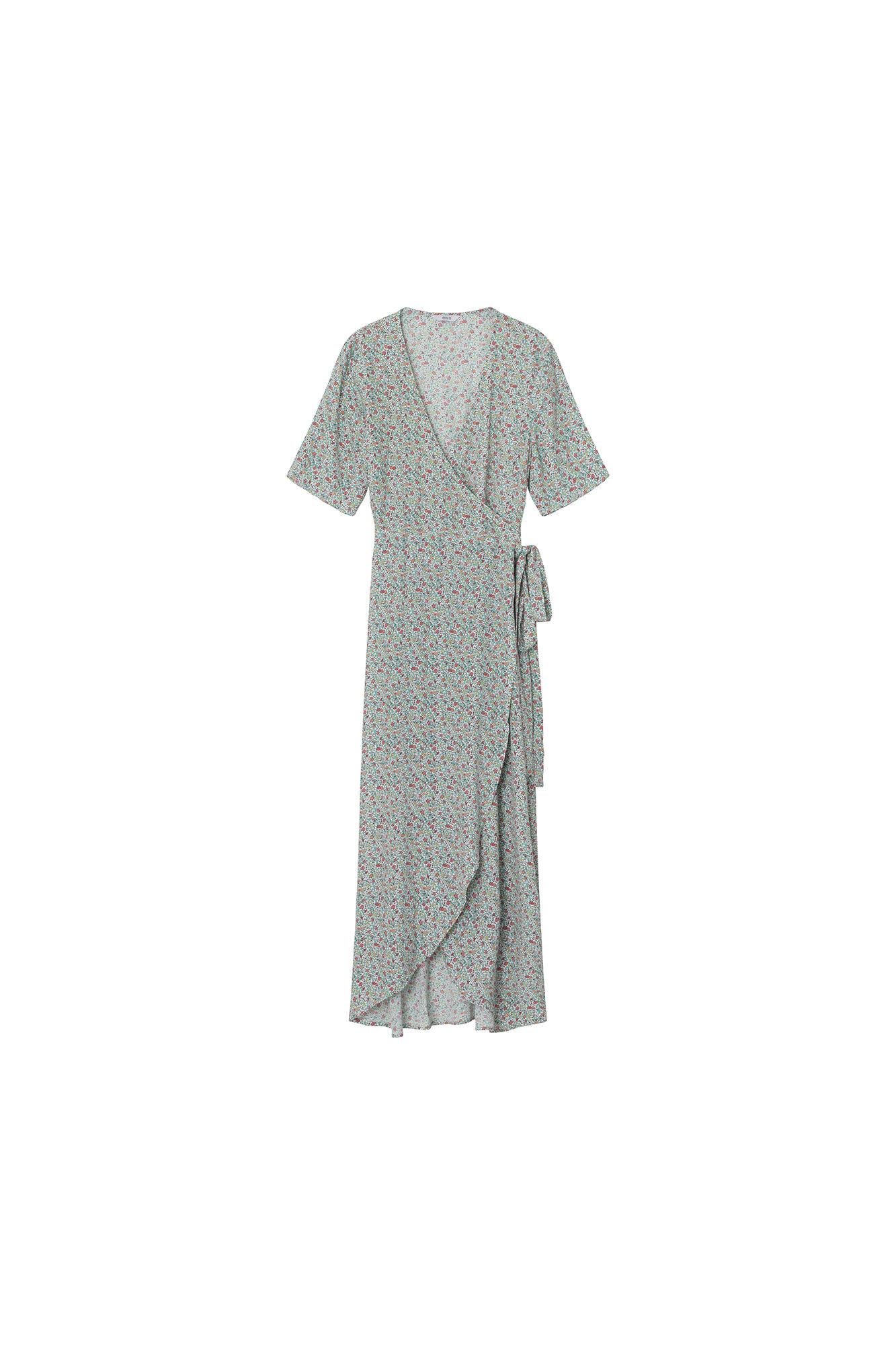 ENBRYONY DRESS AOP 6696