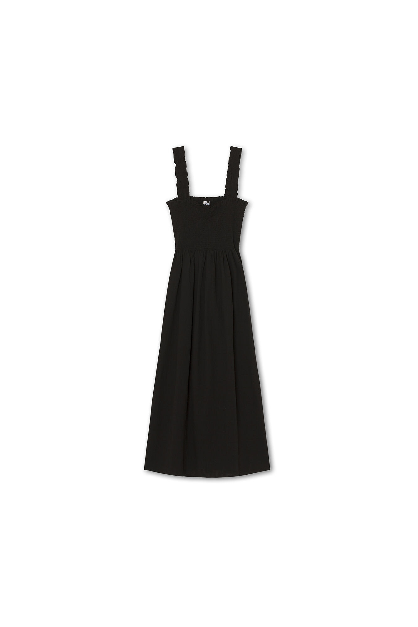 ENPARSLEY DRESS 6826, BLACK