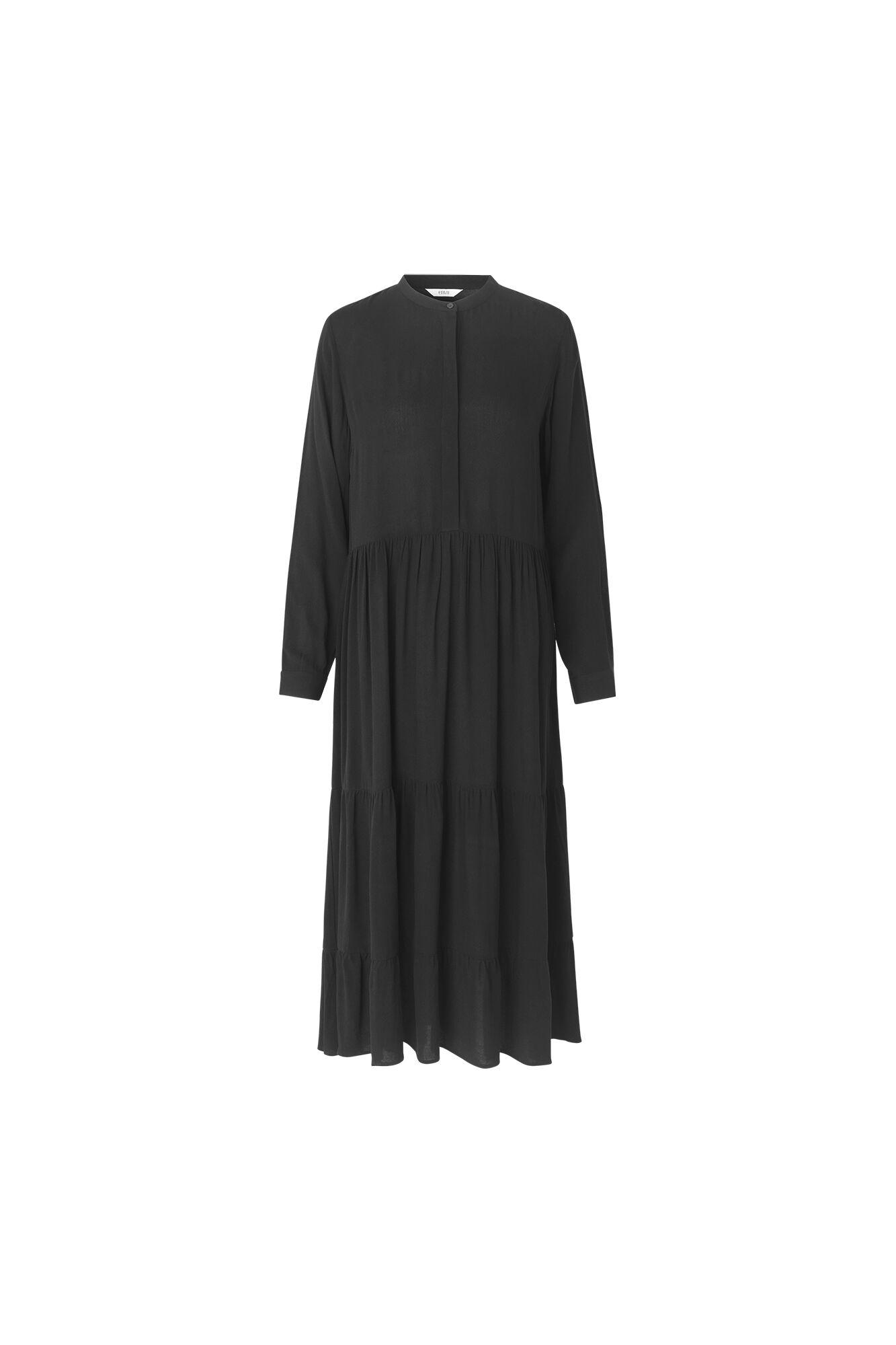 ENMAGIC LS MAXI DRESS 6642
