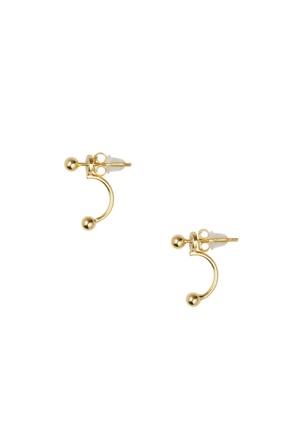 ENGUNTHER EARRING, GOLD