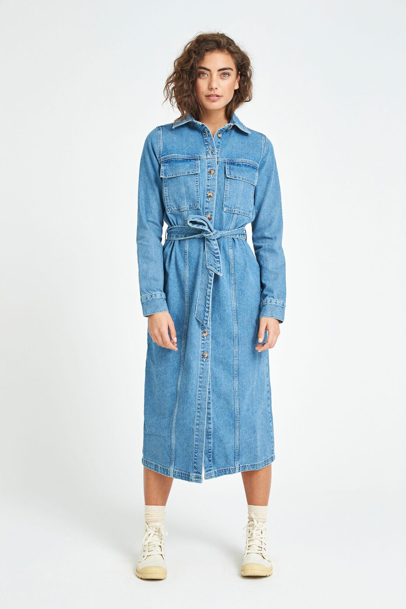 ENSURREAL LS DRESS 6513