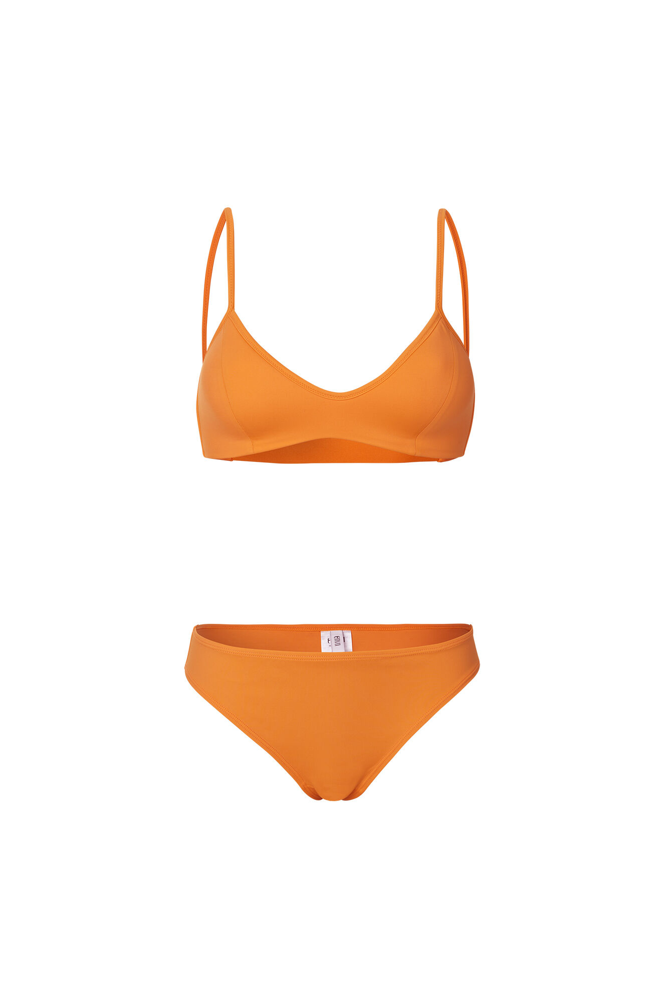 ENBALI SWIM PANTIES 5782, FLAME ORANGE