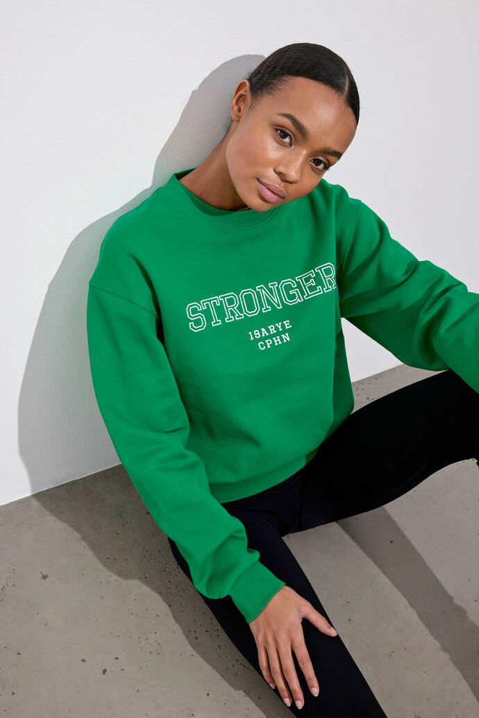 ENMONROE LS SWEAT LOGO 5304