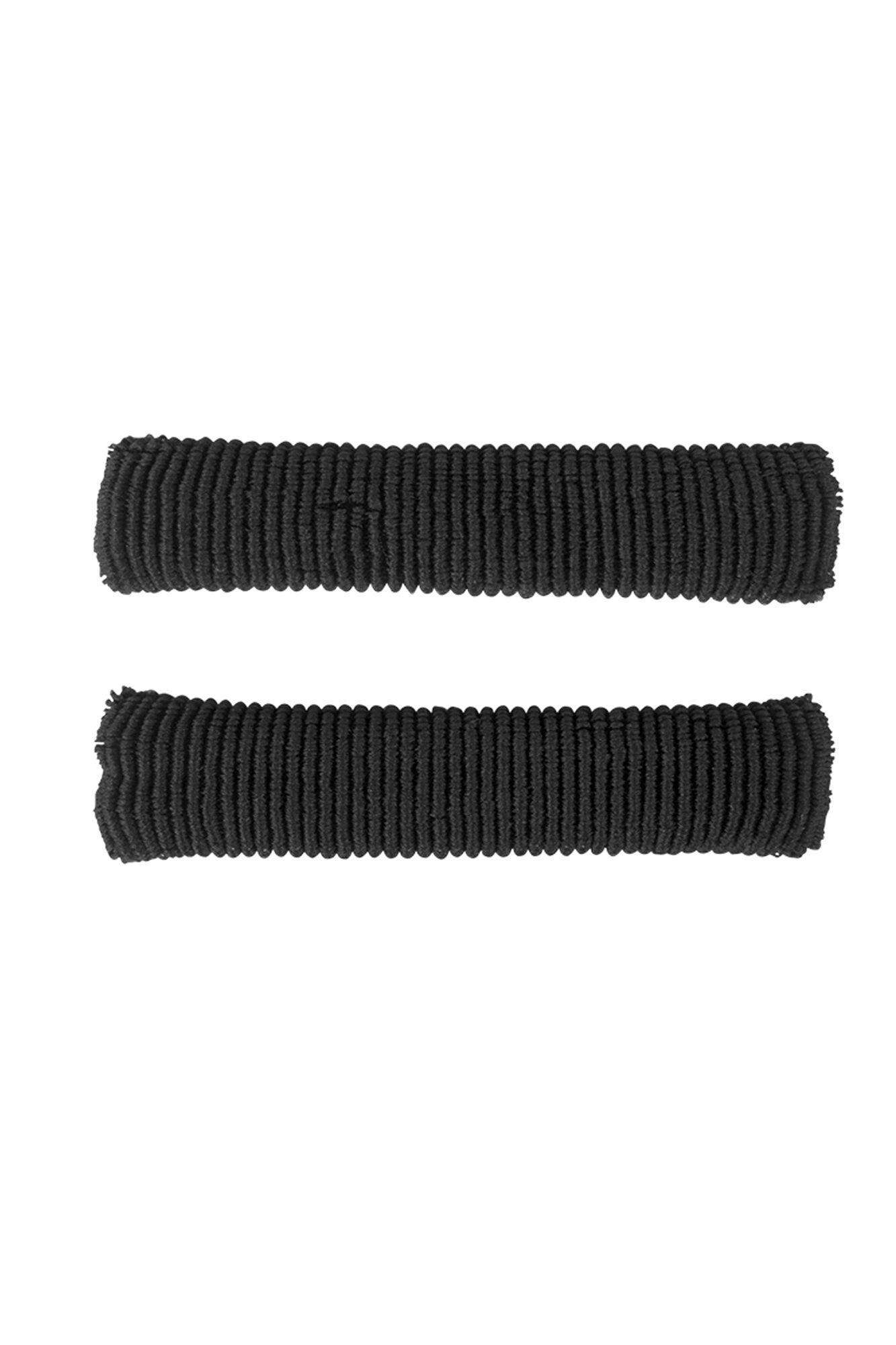 ENVII 2 PACK ELASTIC BAND, BLACK
