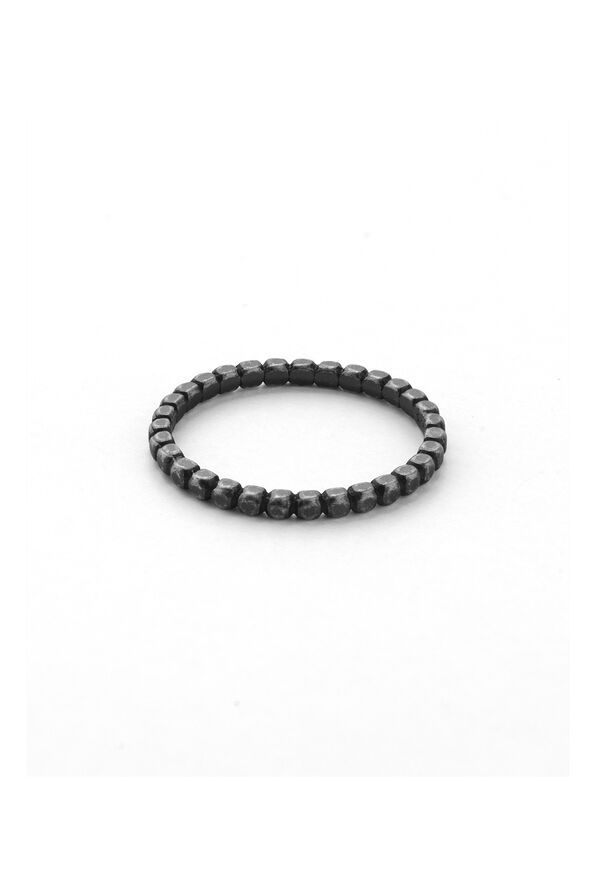 WHISPER RING, OXIDIZED