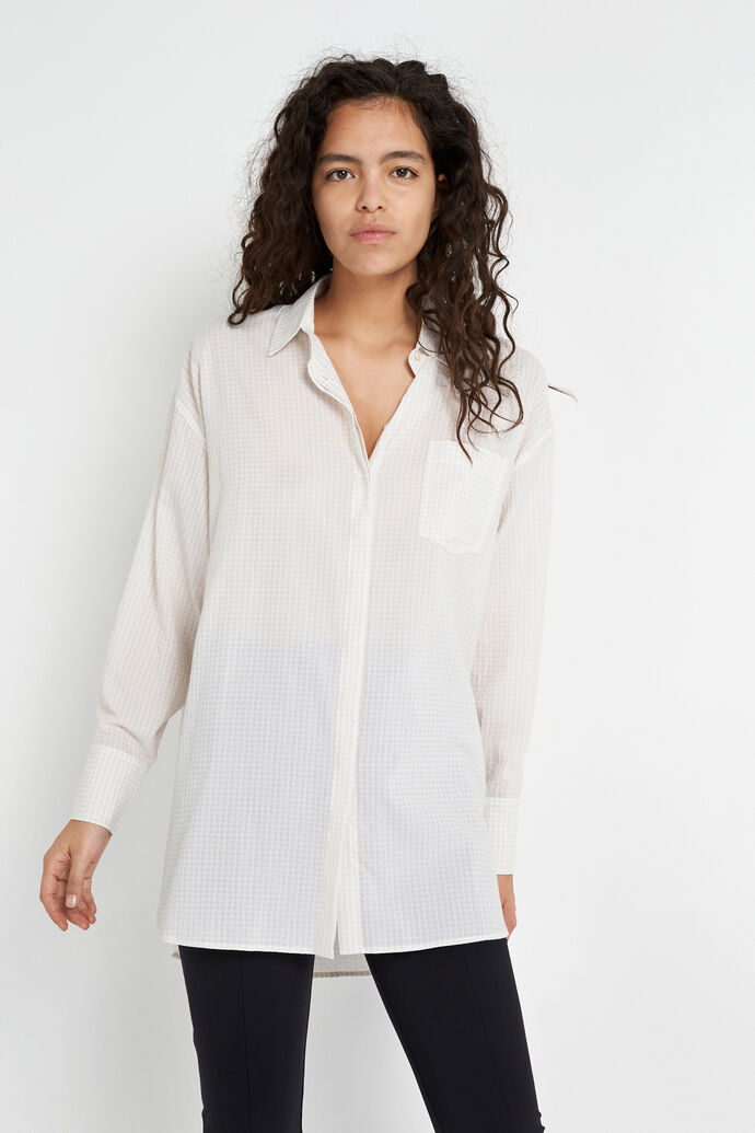 ENSYLPHIDE LS SHIRT 6739, SUMMER W CHECK